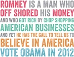 Anti Romney Believe