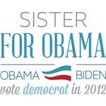 Sister For Obama