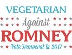 Vegetarian Against Romney