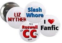Roswell Fanfiction & Internet Culture