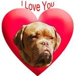 Valentines Dogue De Bordeaux
