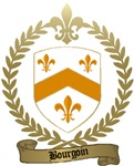 BOURGOIN Family Crest