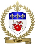 LOISIER Family Crest