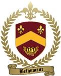 BELHUMEUR Family Crest
