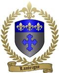 LANTEIGNE Family Crest