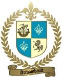 ARCHAMBAULT Family Crest