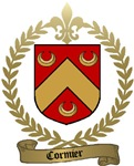 CORMIER Family Crest