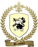BRASSAUX Family Crest