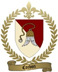 CORDON Family Crest