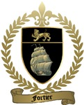 FORTIER Family Crest