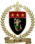 FORAND Family Crest