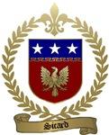 SICARD Family Crest