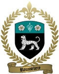 ROUSSELIERE Family Crest