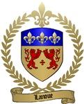 LANOUE Family Crest