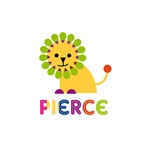 Pierce Loves Lions
