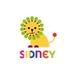 Sidney Loves Lions