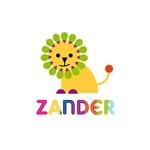 Zander Loves Lions
