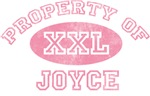 Property of Joyce