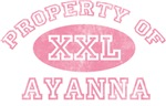 Property of Ayanna