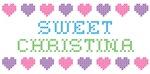 Sweet CHRISTINA