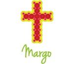 Margo Bubble Cross