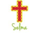 Selma Bubble Cross