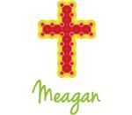 Meagan Bubble Cross
