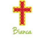 Bianca Bubble Cross