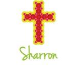 Sharron Bubble Cross