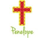 Penelope Bubble Cross