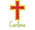 Carlene Bubble Cross