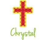 Chrystal Bubble Cross