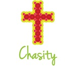 Chasity Bubble Cross