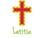 Letitia Bubble Cross