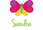 Sandra The Butterfly