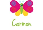Carmen The Butterfly