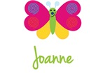 Joanne The Butterfly