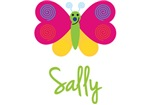 Sally The Butterfly