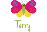 Terry The Butterfly