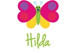 Hilda The Butterfly