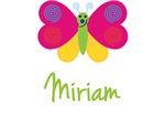 Miriam The Butterfly