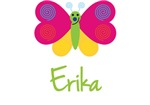 Erika The Butterfly