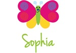 Sophia The Butterfly