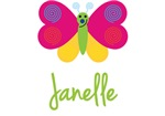 Janelle The Butterfly