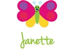Janette The Butterfly