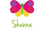 Shanna The Butterfly