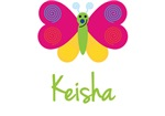 Keisha The Butterfly