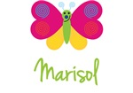 Marisol The Butterfly