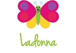 Ladonna The Butterfly