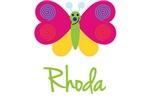 Rhoda The Butterfly